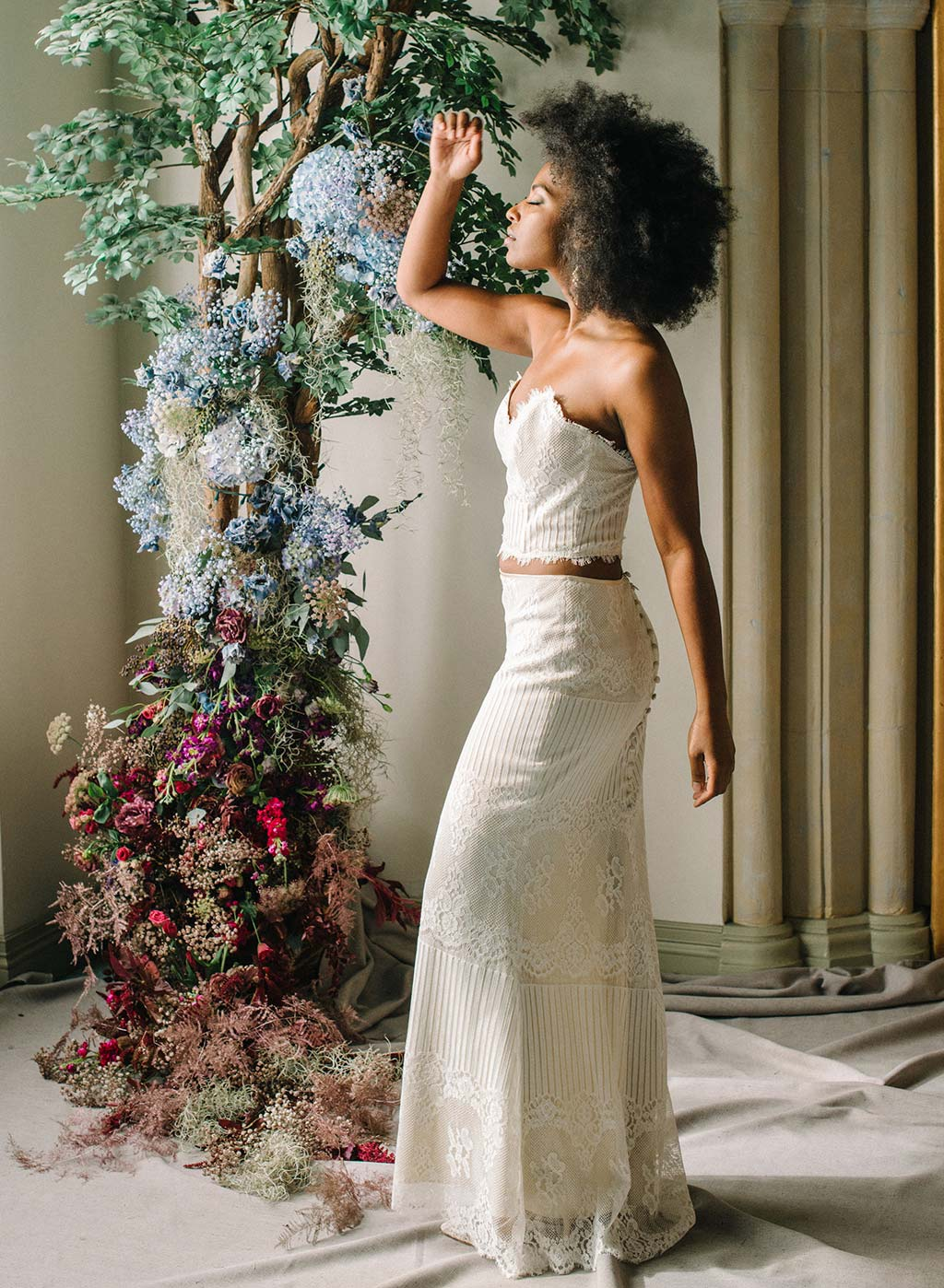 Claire Pettibone Bridal Ready to Wear Separates Antionette