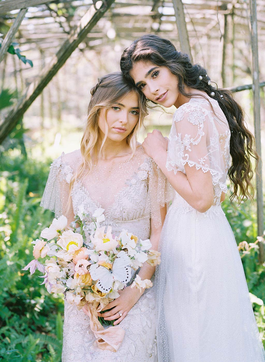 Claire Pettibone Designs Soleil and Dawn