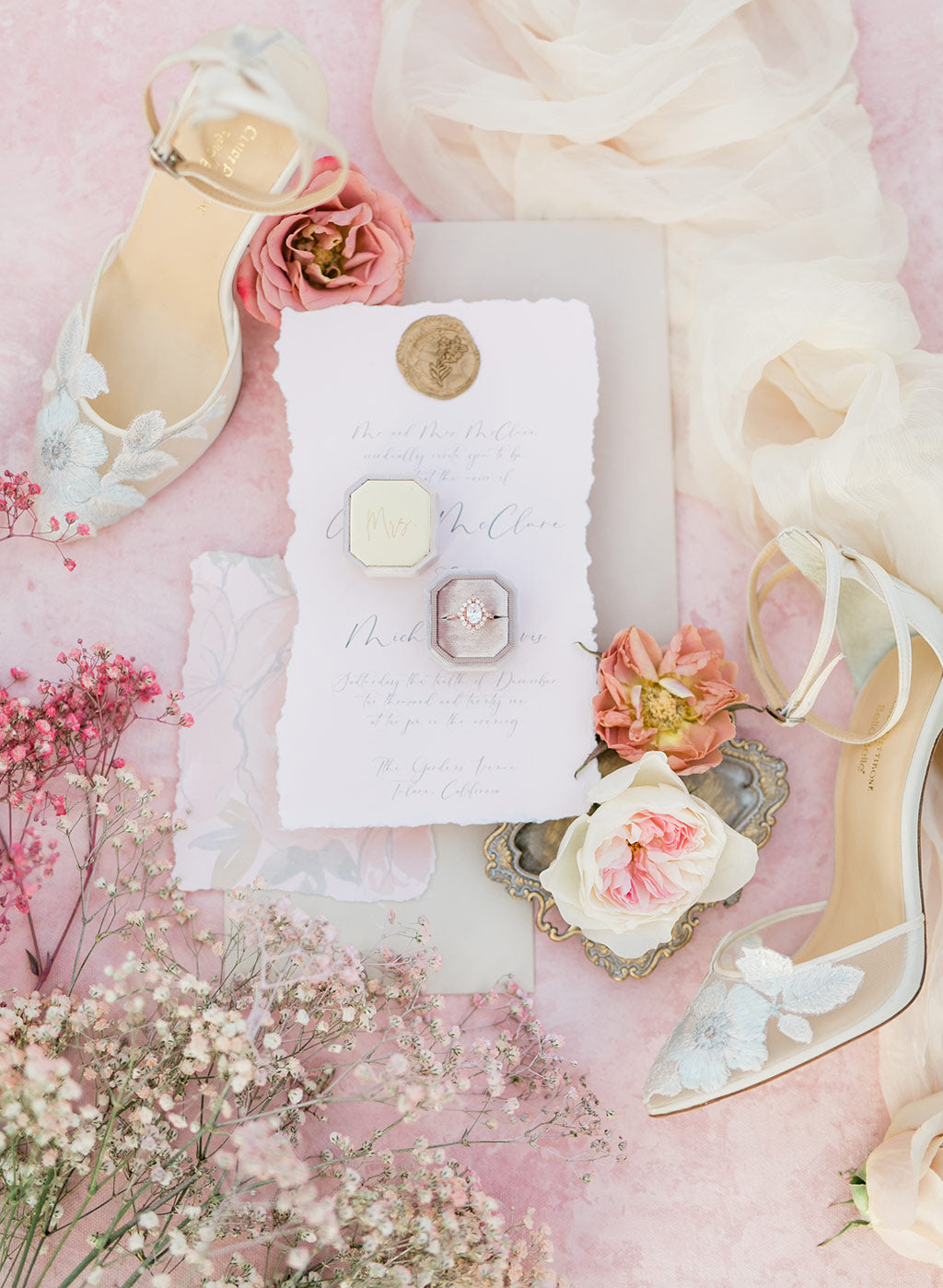 Wedding Invitation Suite Wedding Inspiration
