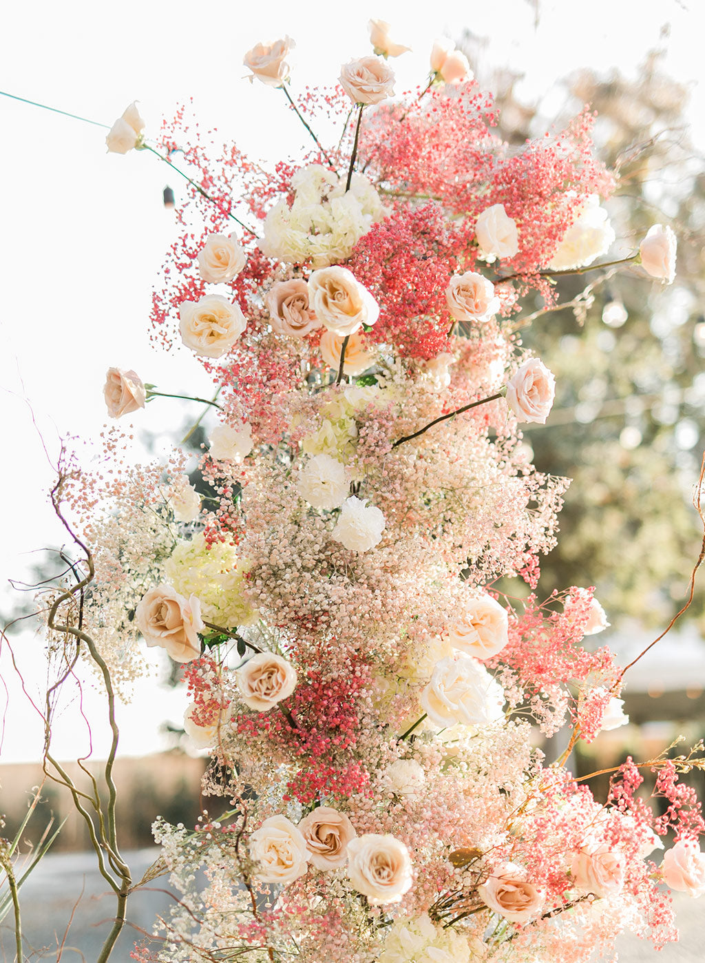 Wedding Floral Arrangment
