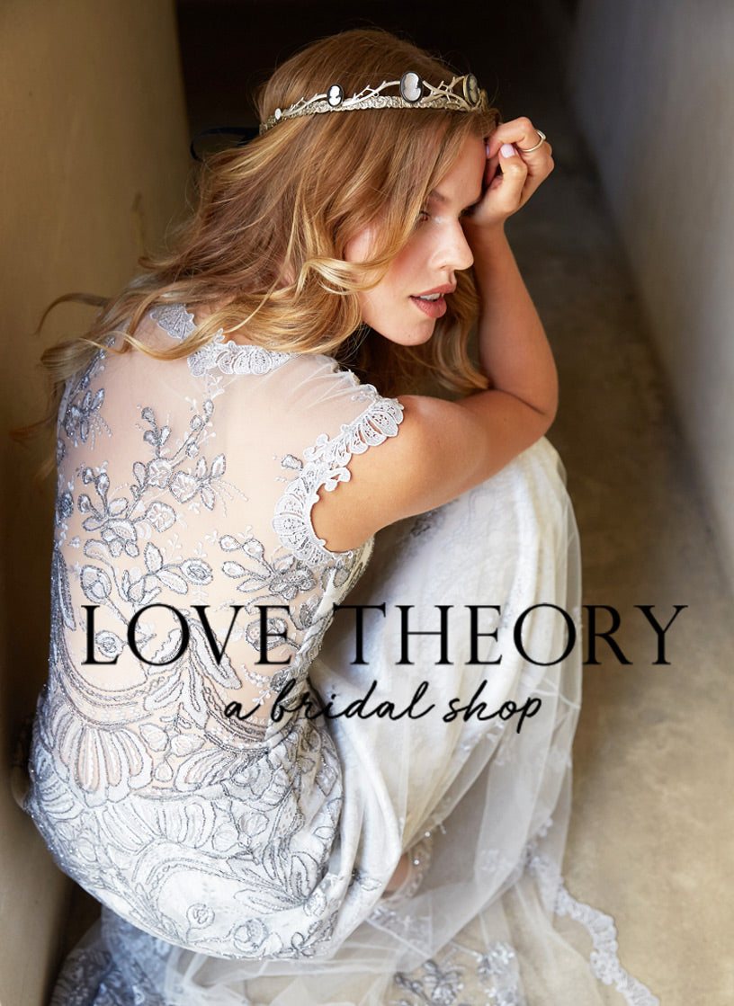 Love Theory Bridal Claire Pettibone Gown