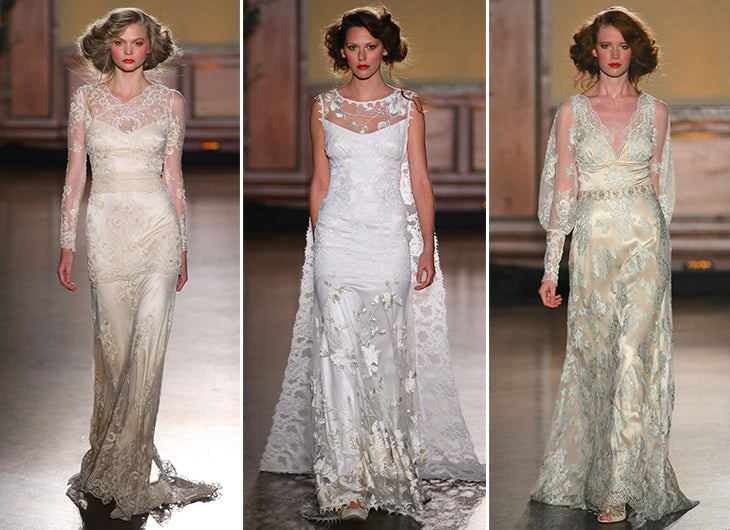 Claire Pettibone at Little White Dress