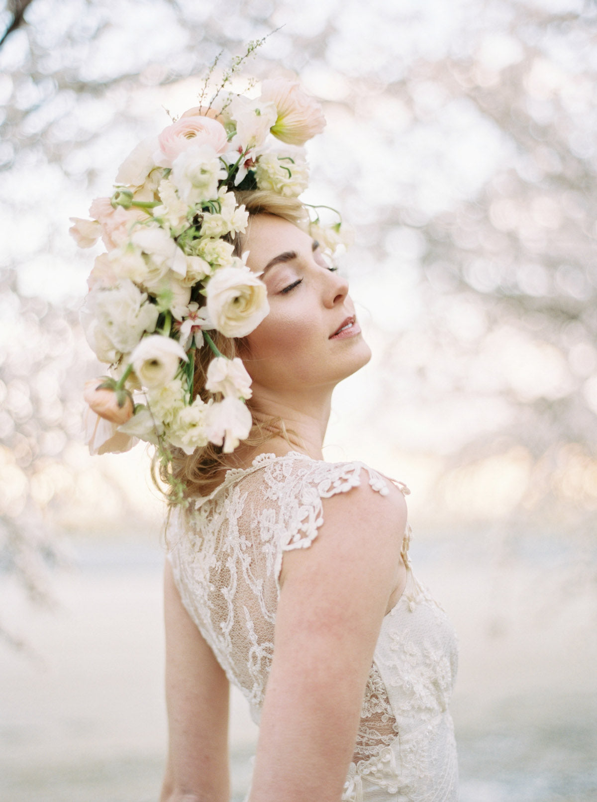 Claire Pettibone Chantilly Gown