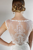 Bel Air Lace Bridal Gown Romantique Claire Pettibone