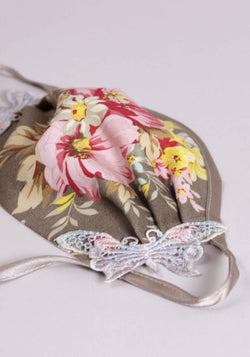 Butterfly Mask  - Bouquet