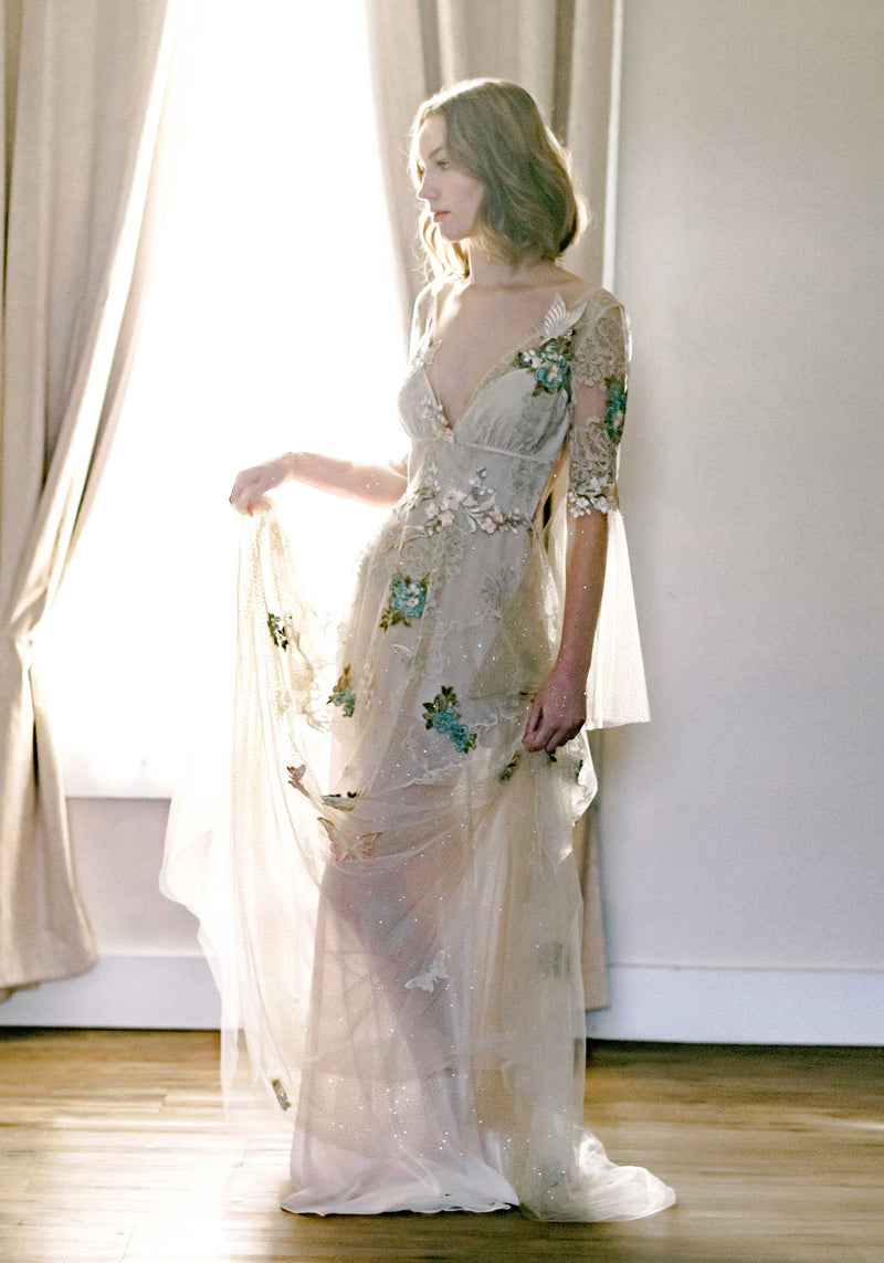 Chrysalis Gown