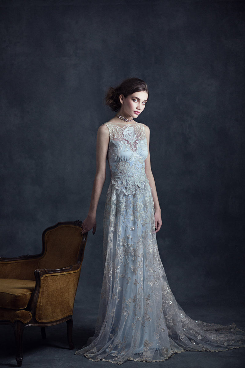 Eden - Couture Wedding Dress by Claire Pettibone campaign image