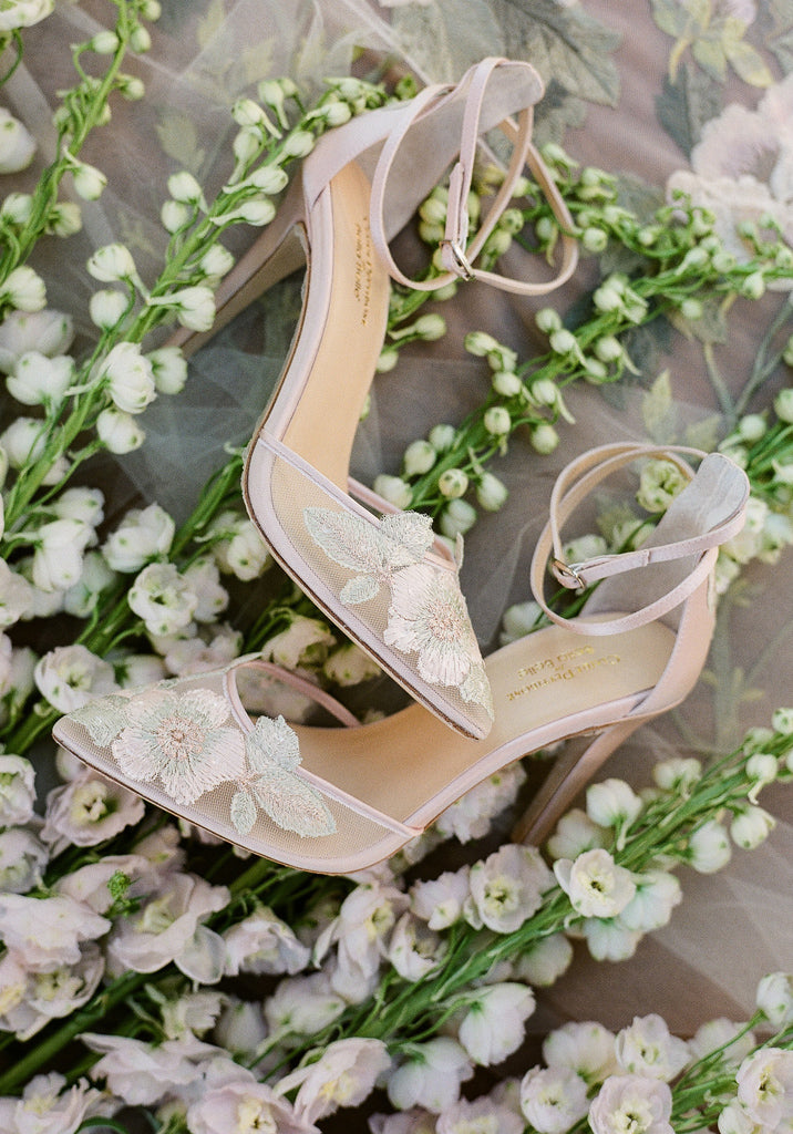Claire Pettibone Wedding Shoes