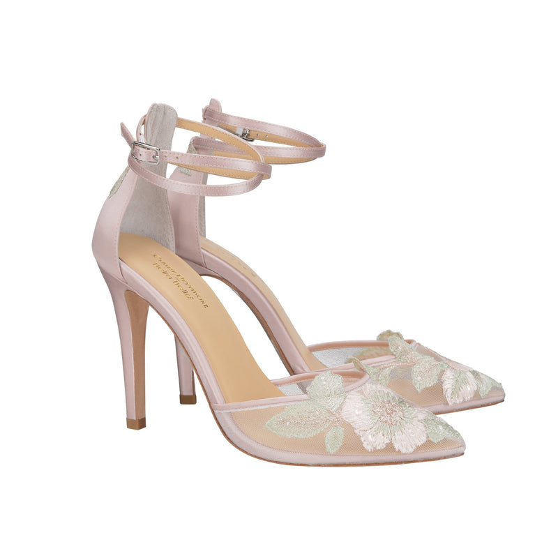 Flora Wedding Shoes