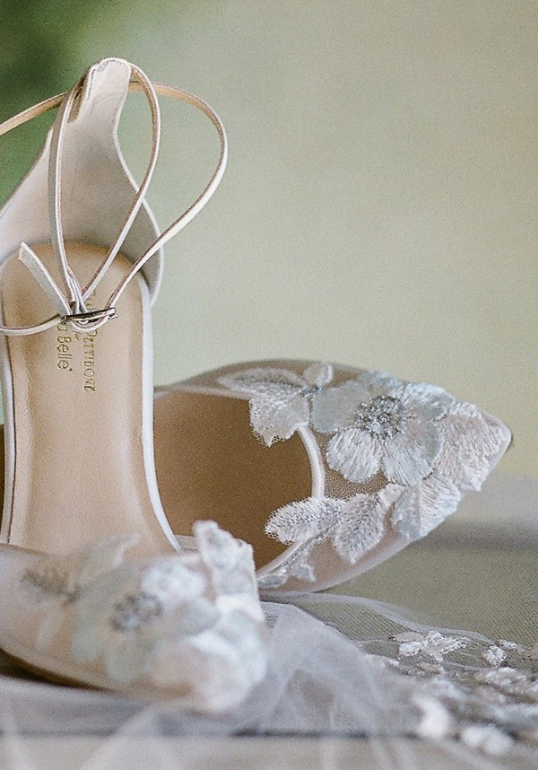 Freya Wedding Shoes