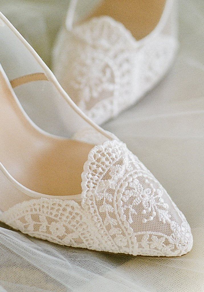 Giselle Wedding Shoes
