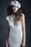 Jophiel - Wedding Dress by Claire Pettibone campaign detail