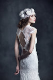 Jophiel - Wedding Dress by Claire Pettibone campaign image back