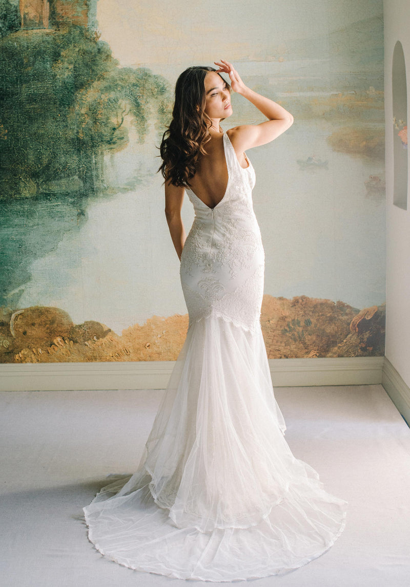 Marquise Gown