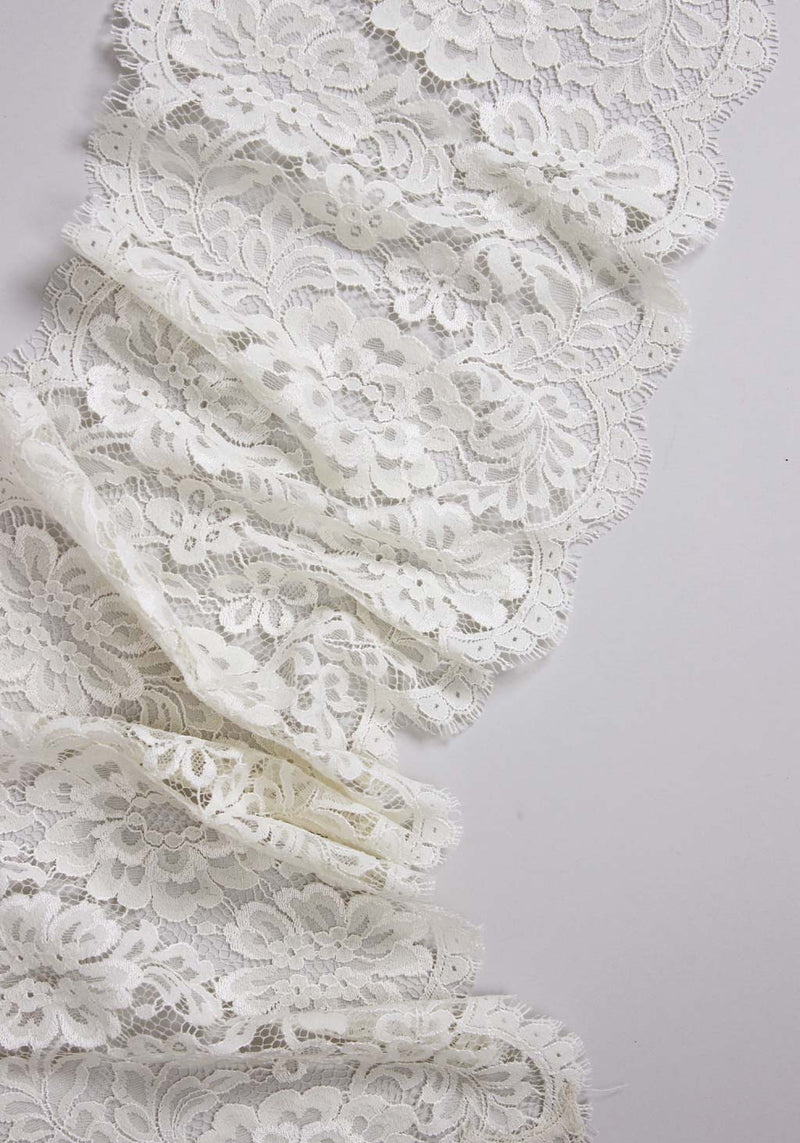 Vintage Rose Cotton Lace