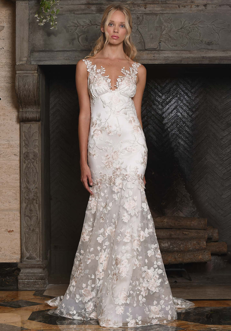 Claire Pettibone April Designer Wedding Dress