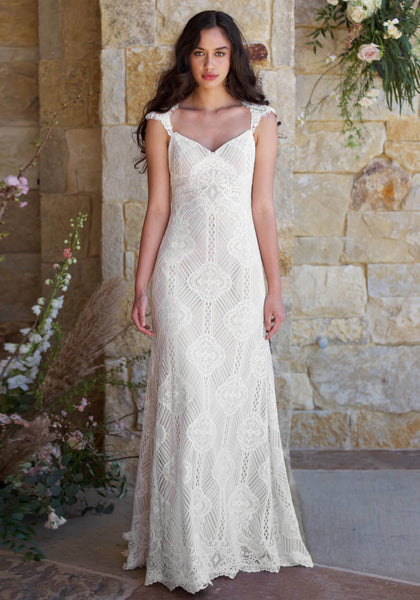 Romantique The Vineyard Collection Calistoga Gown