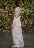 Celestine - Couture Wedding Dress by Claire Pettibone runway Illusion Back