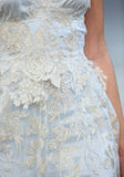 Eden - Couture Wedding Dress by Claire Pettibone runway waist detail