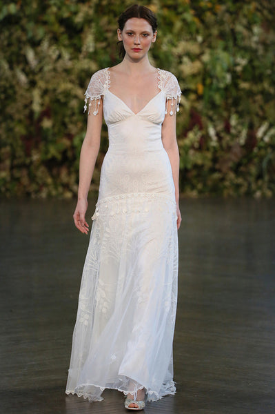 Eternity - Wedding Dress by Claire Pettibone runway full