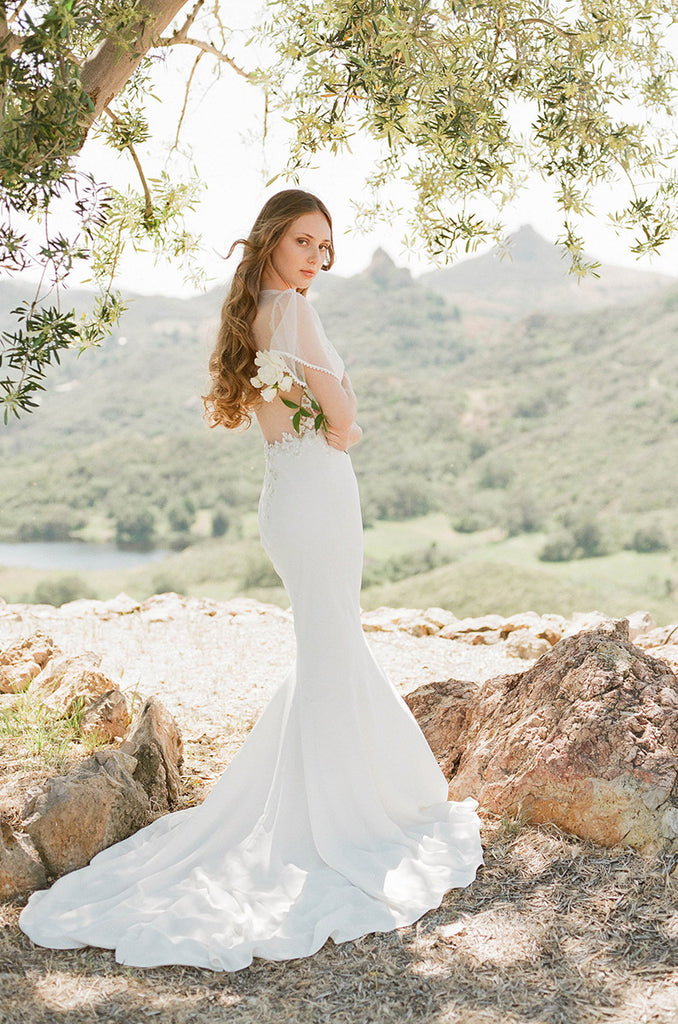 Claire Pettibone Couture Designs and Romantique Wedding Dresses