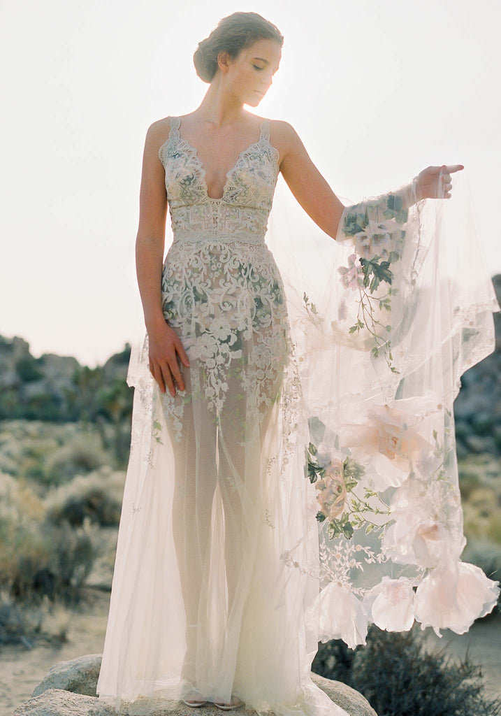 Gypsy Rose Gown | Claire Pettibone