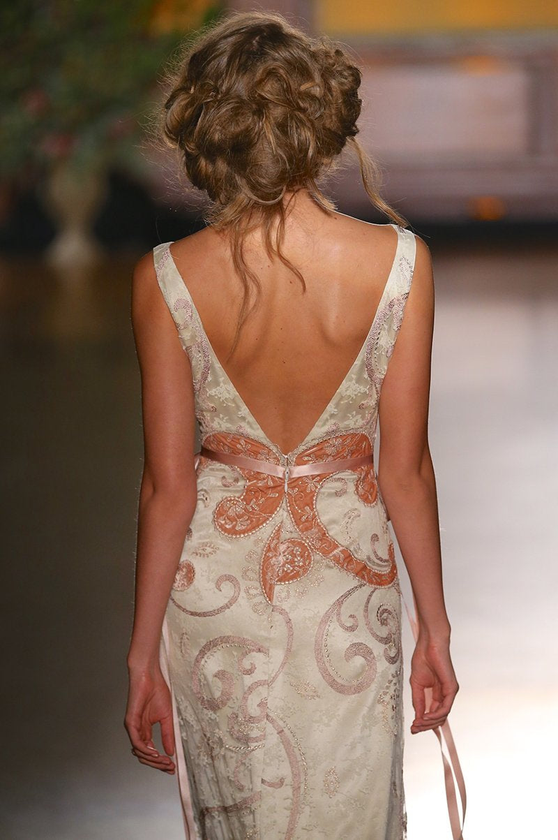 Claire Pettibone Couture Lillian Wedding Gown