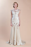 Viola - Wedding Dress by Claire Pettibone
