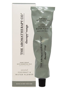 Therapy Hand Cream Unwind - Coconut & Water Flower