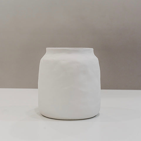 Flax Kitchen Pot White large