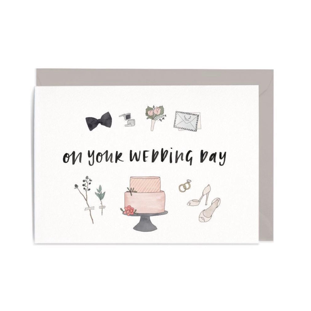 Wedding Day Gift Card
