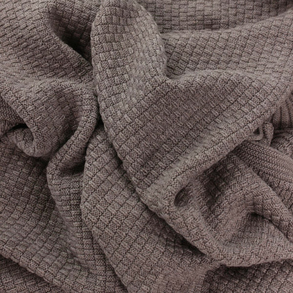 Cuddle Soft Merino Wool Baby Wrap Chocolate