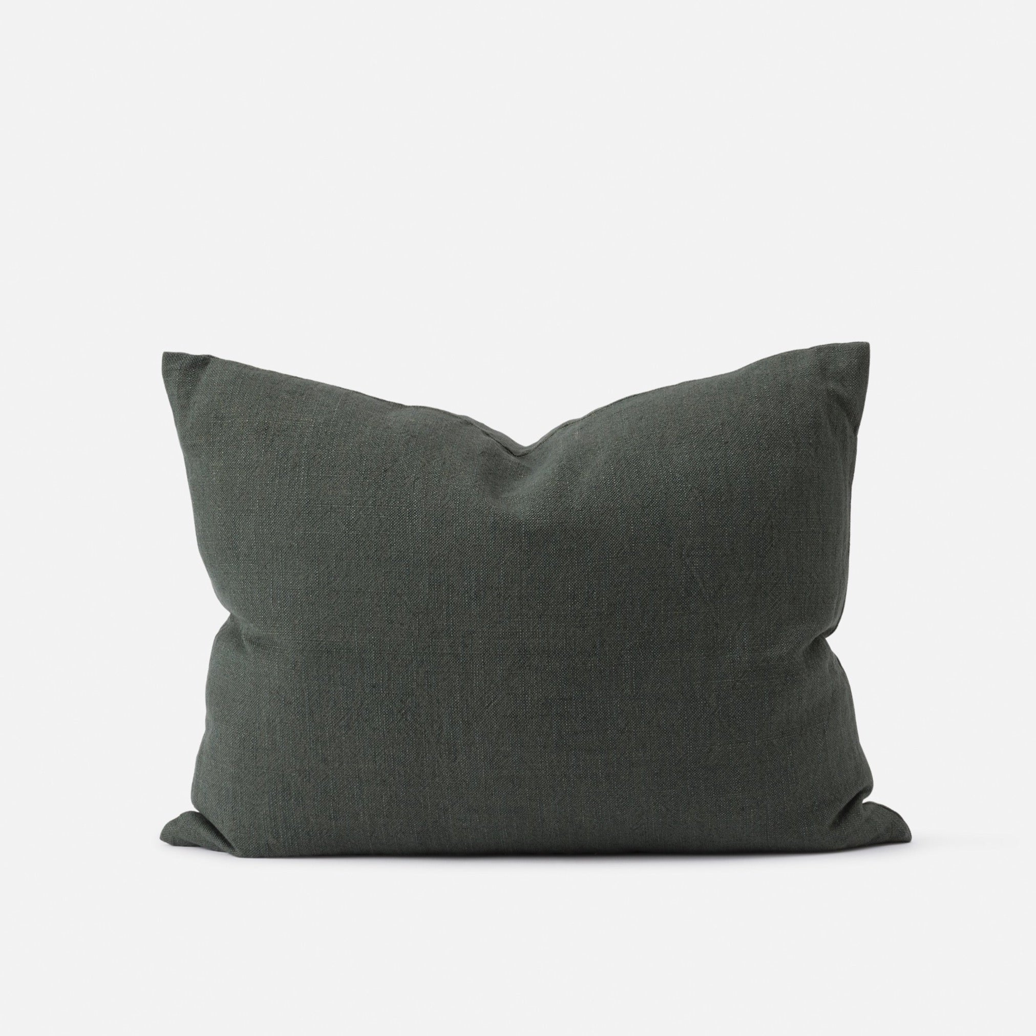 Handwoven Cushion Nori
