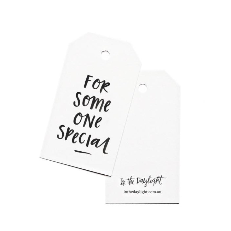 Someone Special Gift Tag