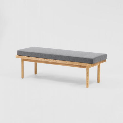 Scout Bench Light Grey