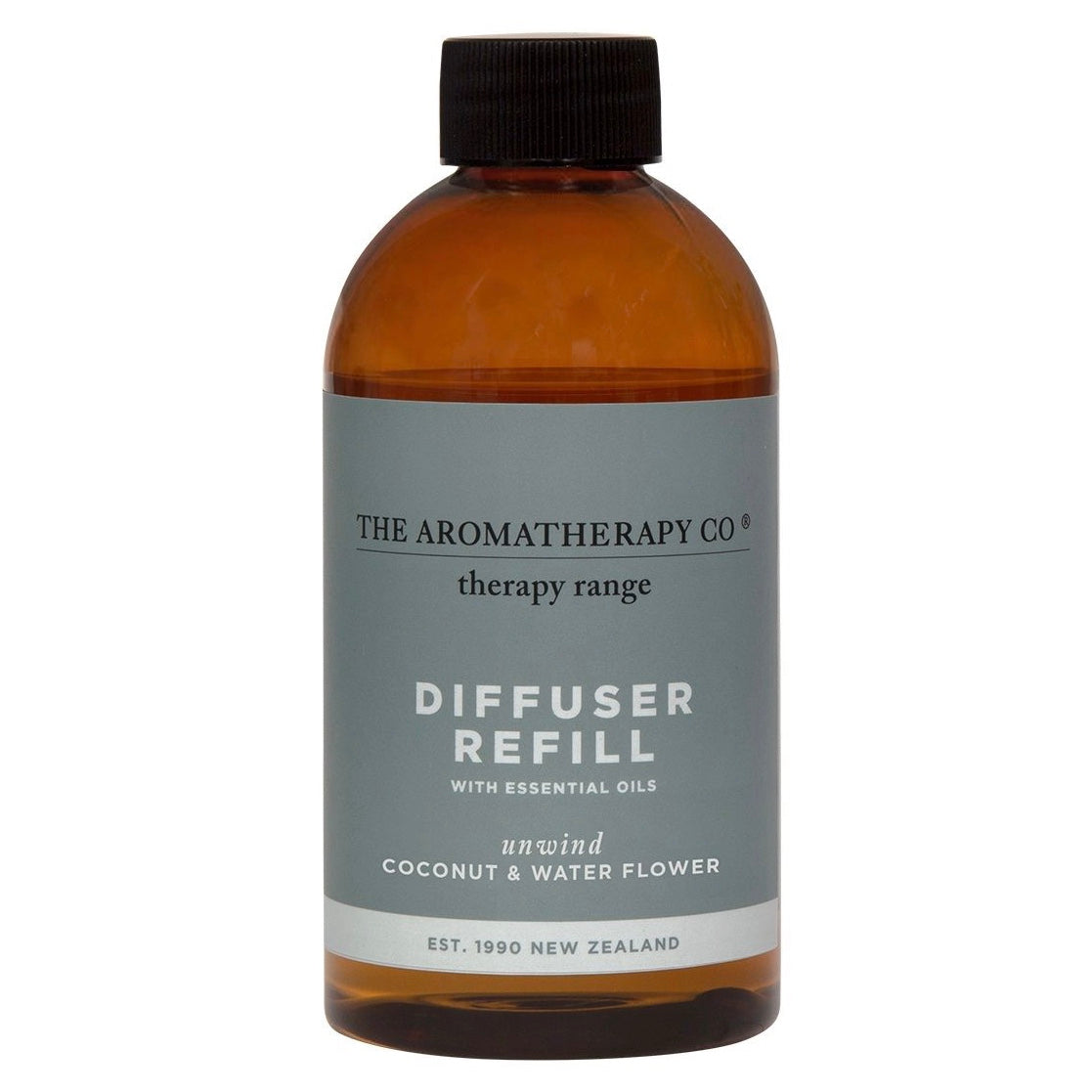 Therapy Diffuser Refill Unwind - Coconut & Water Flower