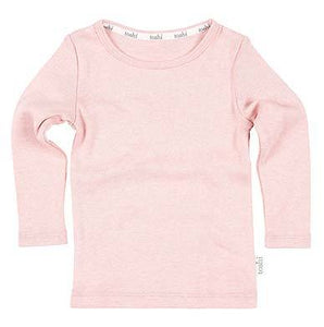 Organic Tee Long Sleeve Dreamtime Cashmere