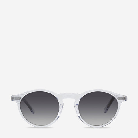 Ascetic Sunglasses Clear