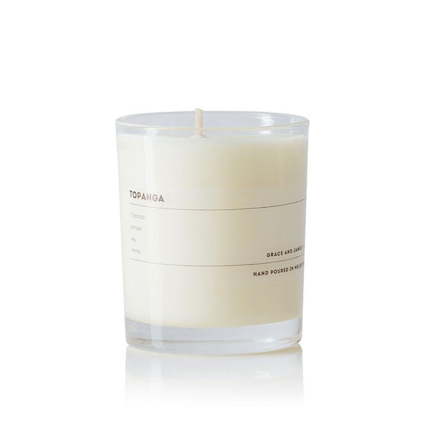 Topanga Candle 40 Hour