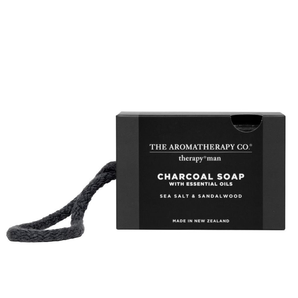 Therapy Man Charcoal Soap