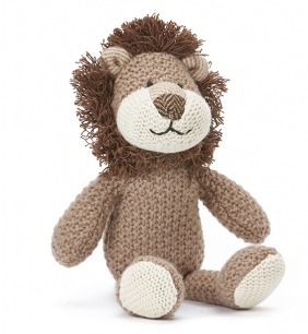 Hunter The Lion Rattle