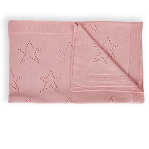 Pointel Baby Blanket Fairy Floss Pink