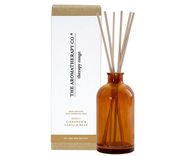 Therapy Diffuser Balance - Cinnamon and Vanilla Bean
