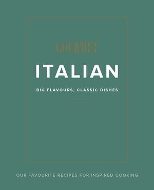 Gourmet Traveller Italian Cookbook