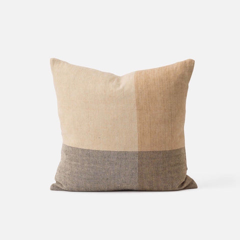 Henri Handwoven Linen Cushion