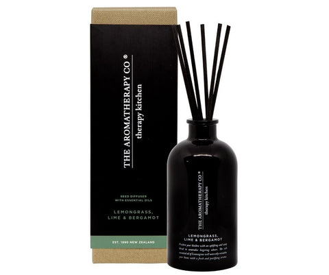 Tharapy Kitchen Diffuser - Lemongrass, Lime and Bergamot