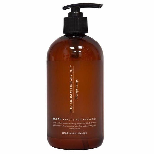 Therapy Hand and Body Wash - Sweet Lime & Mandarin