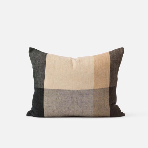 Morandi Handwoven Linen Cushion