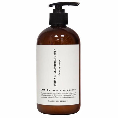 Therapy Hand & Body Lotion - Sandalwood & Cedar
