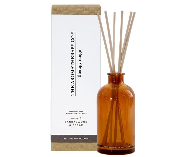 Therapy Diffuser Strength -Sandalwood and Cedar